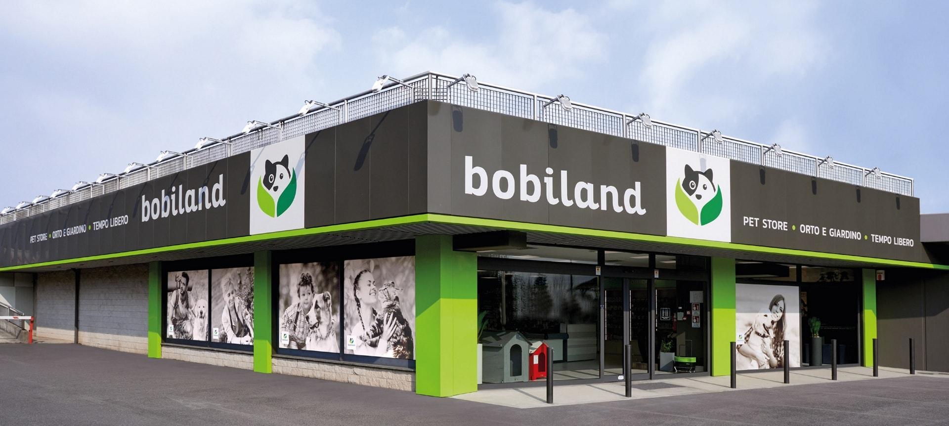 Bobiland è il miglior negozio di animali di Bergamo e provincia specializzato in cibo ed accessori per per cani, gatti, roditori, uccelli e pesci. Store Seriate.